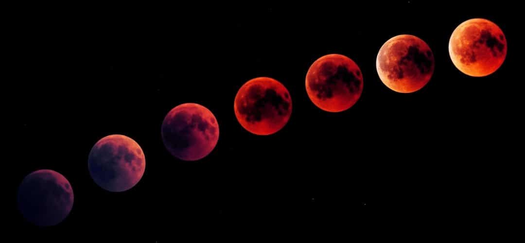 Bleeding In Tune With The Moon