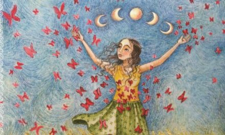 THE MOON'S GIFT: WELCOMING GIRLS INTO WOMANHOOD