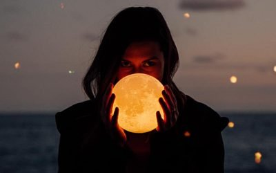 10 Self-Care Rituals For The Full Moon