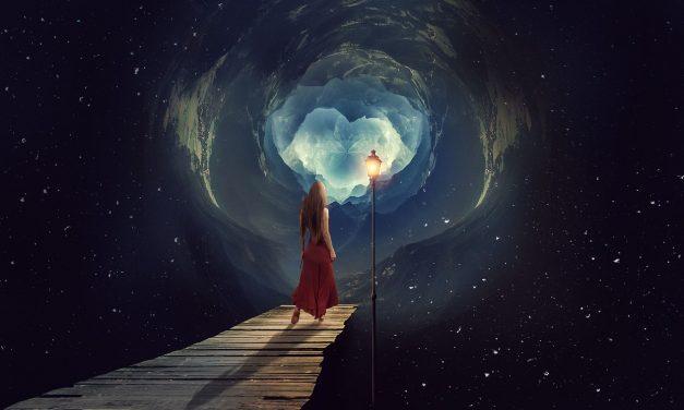 A DARK MOON CEREMONY + MEDITATION