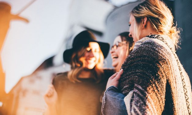 The Rejuvenating Power Of Sisterhood